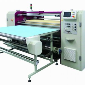 Narrower and More Economical – Introducing the New Monti Antonio Mod. 859 Calender Press