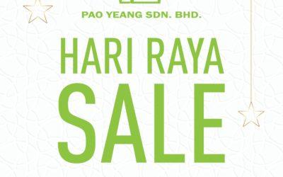 Pao Yeang Raya Sales 2020