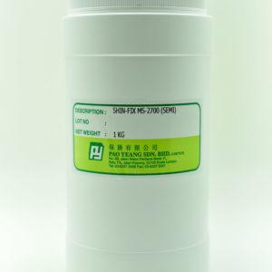 Ms 2700 (semi) Rubber Dye 1kg