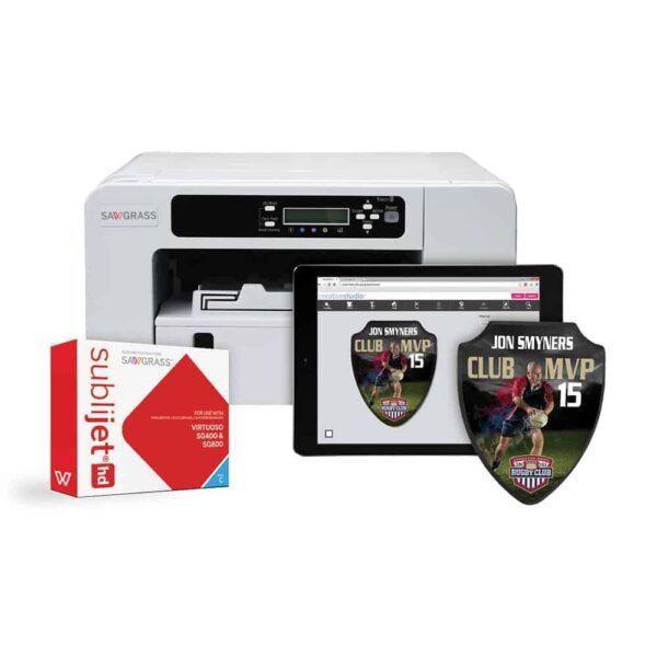 Sawgrass Virtuoso Sg400 A4 Dye Sub Printer 2