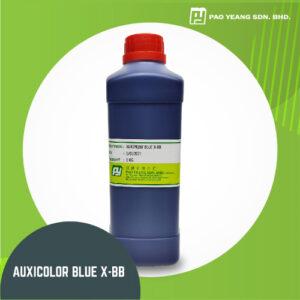 auxicolor blue x bb
