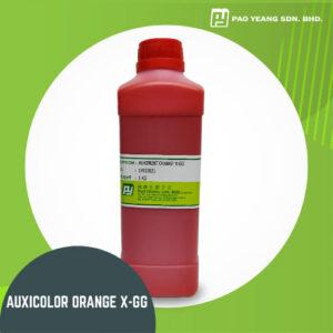 auxicolor orange x gg