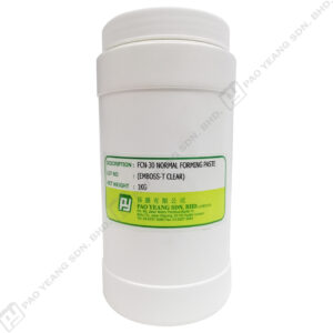 Emboss T Clear Printing Paste 01