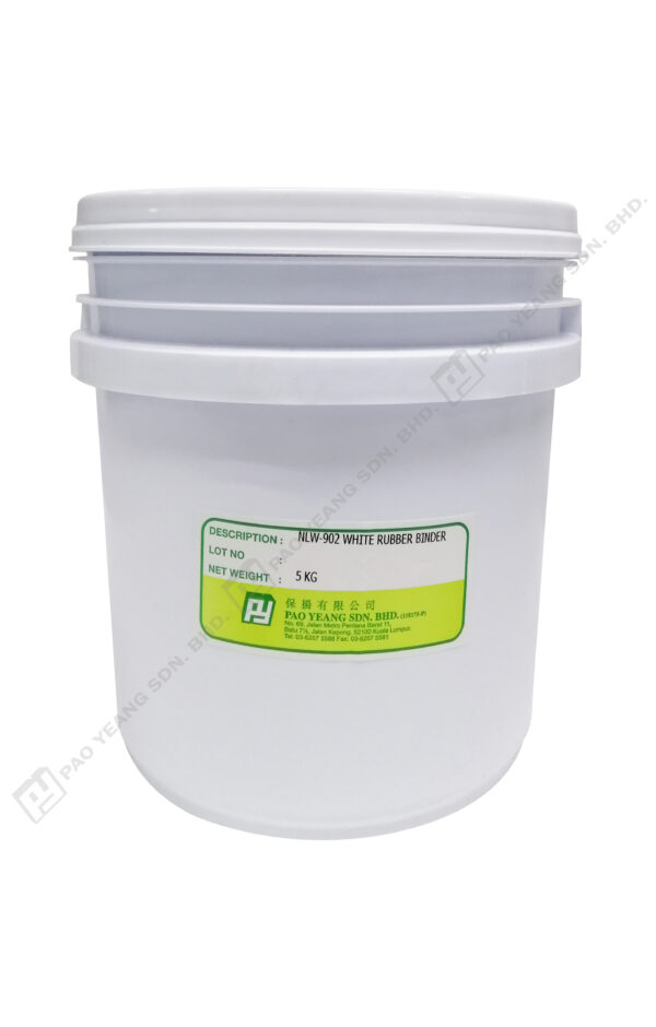 Nlw 902 White Rubber Binder 5kg Output 01